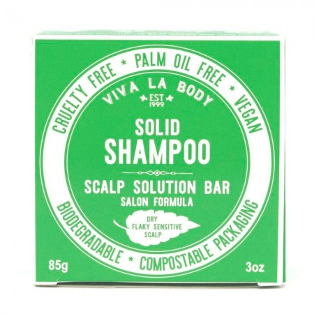 Viva La Body Shampoo Bar 85g - Scalp Solution