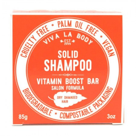 Viva La Body Shampoo Bar 85g - Vitamin Boost