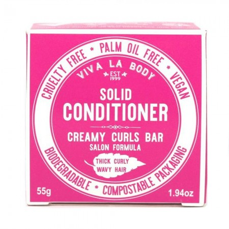 Viva La Body Solid Conditioner Creamy Curls