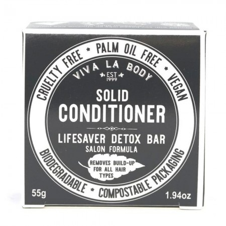 Viva La Body Conditioner Bar 55g - Lifesaver Detox