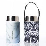 BBBYO Stainless Steel Foodie with Cover 500ml - Deer