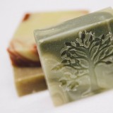 Corrynne's Eco Soap - litsea cubeba, lime & grapefruit