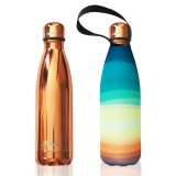 BBBYO Stainless Steel Water Bottle with Cover 500ml - Morning
