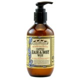 Four Cow Farm Mother's All-Natural Castile Hair and Body Wash 185ml