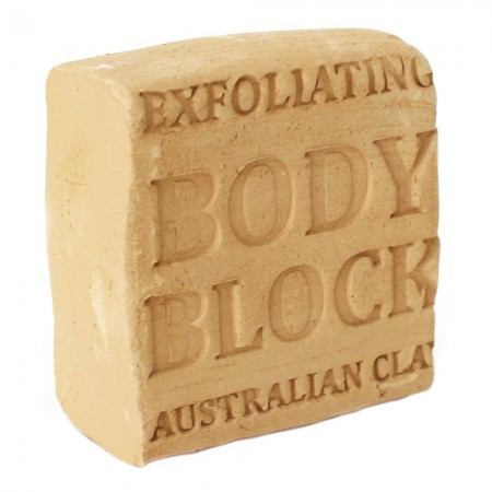 Corrynne's pure clay body block 130g