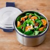 Lunchbots Salad Food Bowl 6 Cup 1.5L Navy
