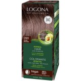 Logona Herbal Hair Colour - Dark Brown