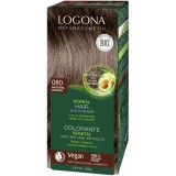 Logona Herbal Hair Colour - Natural Brown