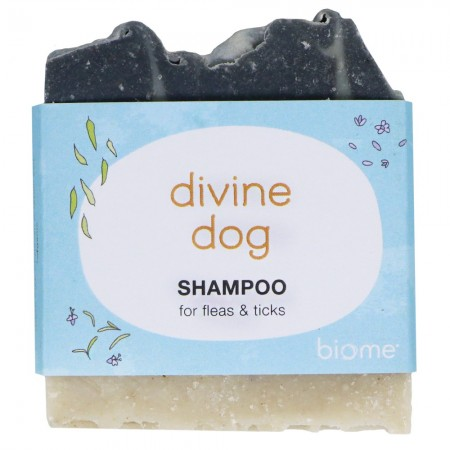 Biome Shampoo Bar - Divine Dog (Fleas & Ticks)