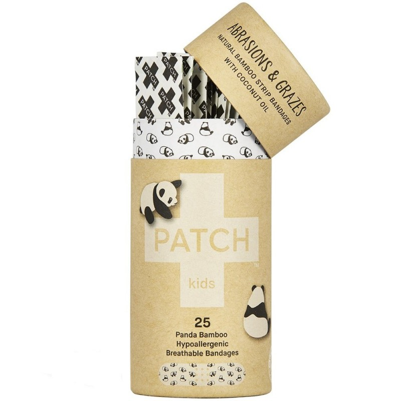 Patch Kids Organic Adhesive Strips 25pk - Coconut Oil