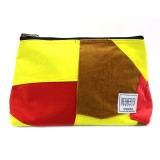 Beekeeper Parade Makeup Bag Large Patchwork Bright