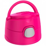 Thermos Funtainer Replacement Carry Loop Lid - Hot Pink