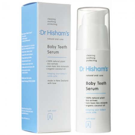 Dr Hisham's Natural Oral Care Baby Teeth Serum 60g