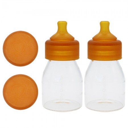 Baby Quoddle Mini Quoddle Gift Pack - Slow Flow Newborn 150ml