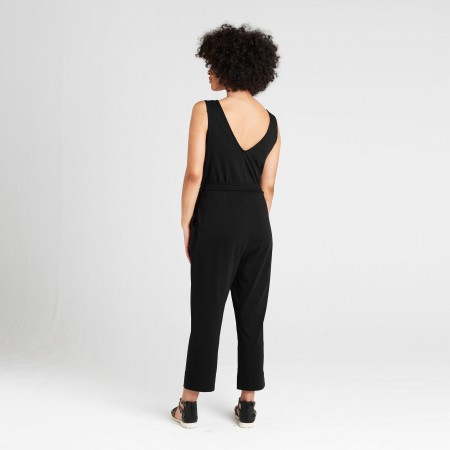 Dorsu Jumpsuit Black