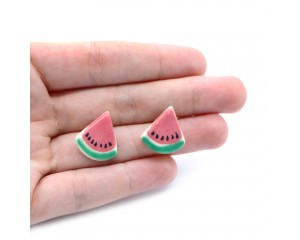 Kylie Johnson Watermelon Earrings
