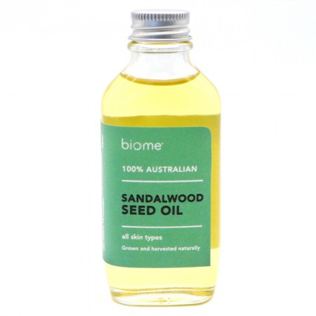 Biome Sandalwood Seed Oil 50ml