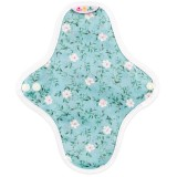 Hannahpad Cloth Panty Liner 2pk - Edelweiss Blue with Grip