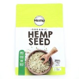 Hemp Seeds Certified Organic Hemp Foods 250g