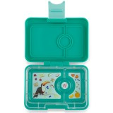 Yumbox MiniSnack 3 Compartment - Kashmir Blue