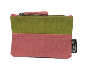 Terra Thread CRE Pouch Double Trouble Marsala Red Olive Green