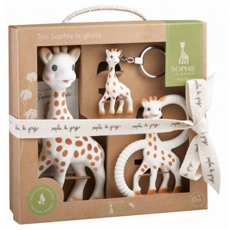 Sophie the Giraffe Gift Set - Teething Trio