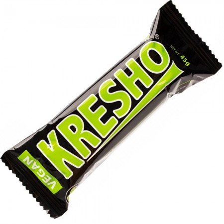 Kresho Chocolate Almond Nougat Bar 45g