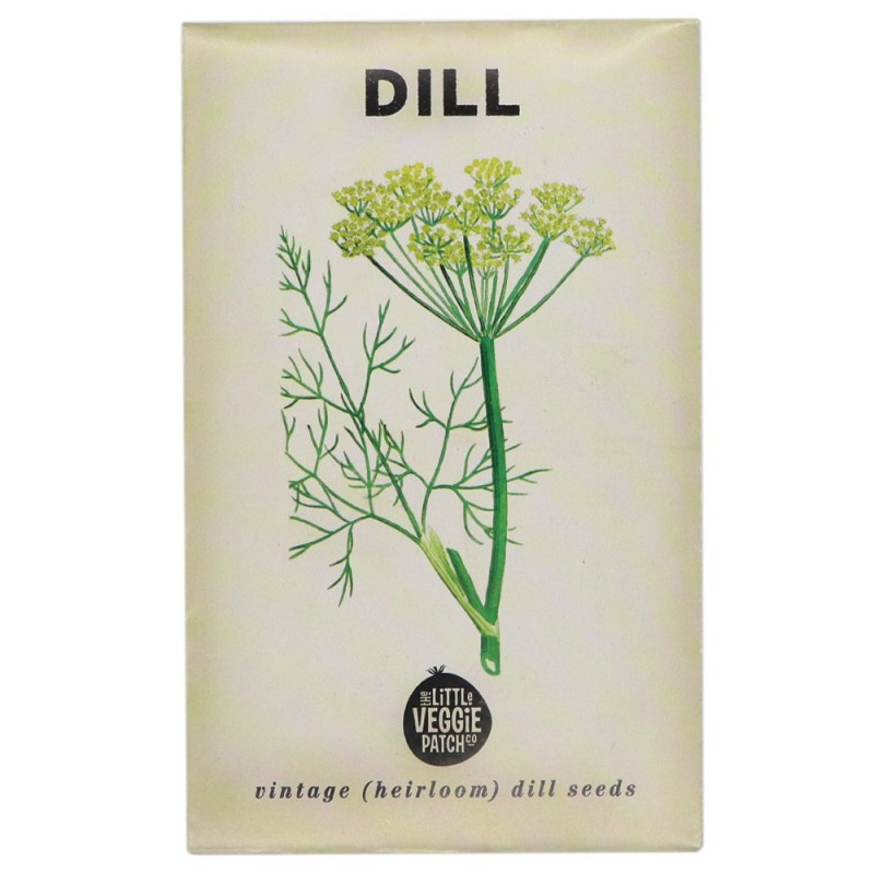 TLVPC Seeds - Dill