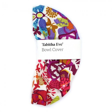 Tabitha Eve Cotton Bowl Cover - Patterned