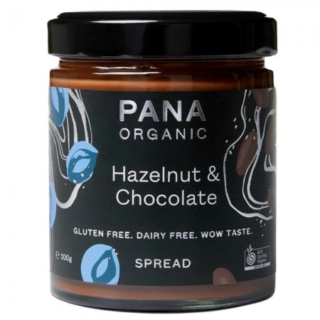 Pana Organic Hazelnut & Chocolate Spread 200g