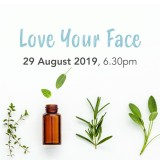 Buy 'Love Your Face' Sat 16th March Paddington, QLD Workshop