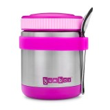 Yumbox Zuppa Insulated Food Jar with Spoon 415ml - Bijoux Purple