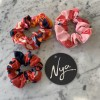 Nya Scrunchie 3 Pack Dark Navy Pack