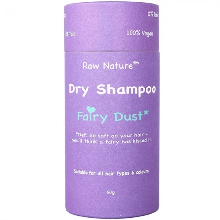 Raw Nature Dry Shampoo Fairy Dust (all) 60g