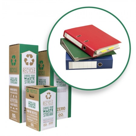 Terracycle Zero Waste Recycle Bin - Binders