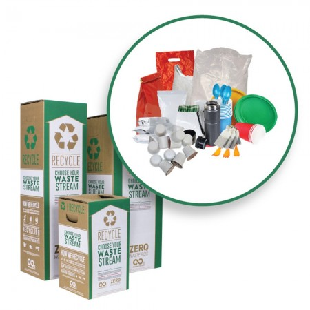 Terracycle Zero Waste Recycle Bin - Breakroom
