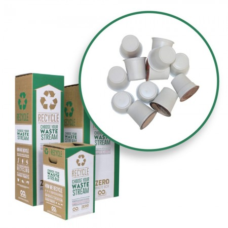 Terracycle Zero Waste Recycle Bin - Coffee Small