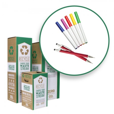 Terracycle Zero Waste Recycle Bin - Pens