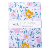 Notely 200 Page Lined Journal A5 - Marni Stuart Floral