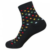 Conscious Step Socks That Save LGBTQ Lives - Women's Mid Polka