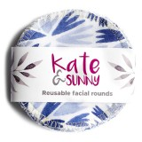 Kate & Sunny Organic Cotton Makeup Rounds - Set of 10