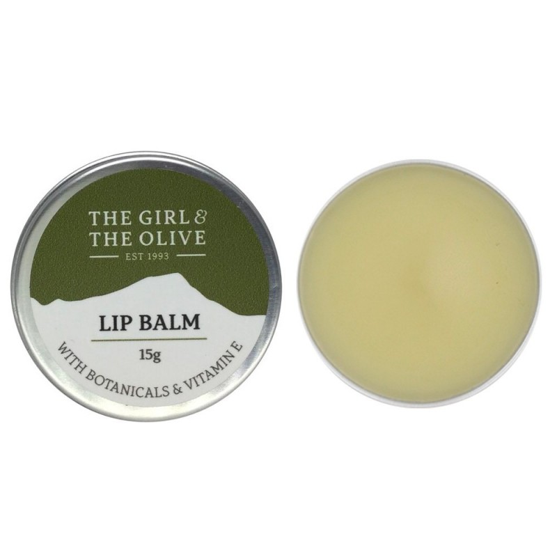 Girl & The Olive Lip Balm 15g
