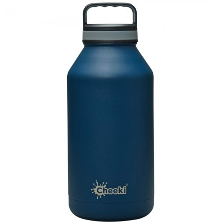 Cheeki Chiller Insulated Bottle 1.9 Litre - Cobalt
