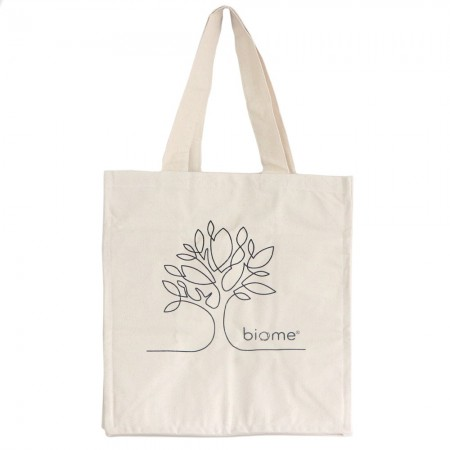 Biome Organic Cotton Canvas Tote Bag - Biome Tree