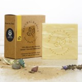 Natural Basics Handcrafted Soap 135g - 13th Beach Sea Water & Sweet Orange