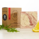 Natural Basics Handcrafted Soap 135g - Hemp & Red Reef Clay