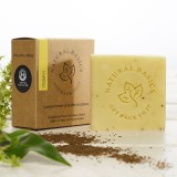 Natural Basics Handcrafted Soap 135g - Lemon Myrtle & Wattleseed