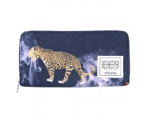 Beekeeper Parade Purse Smokey Tiger
