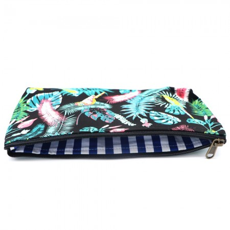 Beekeeper Parade Pouch Large Tropical Birds
