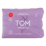 Tom Organic Cotton Pads with Wings 8pk - Overnight